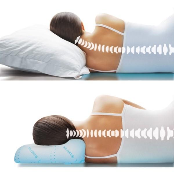Функции ортопедической подушки