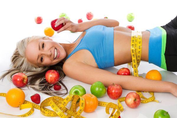 Правильное питание залог красоты