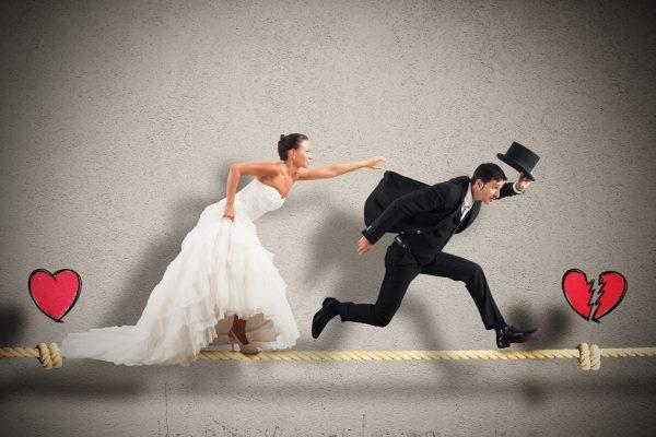 Частые разговоры о свадьбе