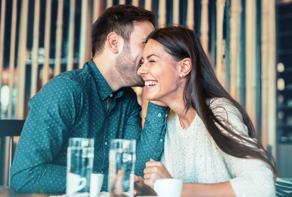Долгие и прочные отношения между влюбленными