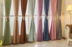 Как подобрать ткань для штор