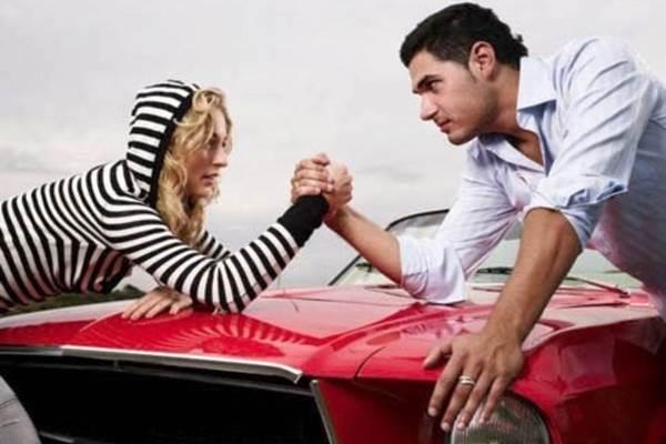 Почему мужчины слабее женщин