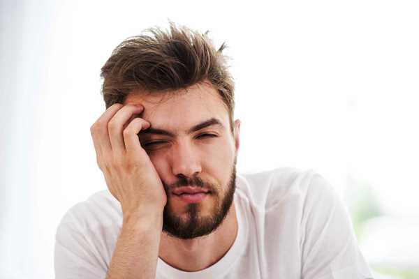 Мужчины часто устают