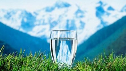 Талая вода для оздоровления организма