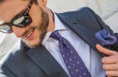 Как завязать галстук узлом Виндзор