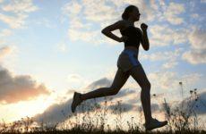 Бег для похудения — таблица: нужно только захотеть