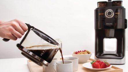 Вкусный кофе в капельной кофеварке