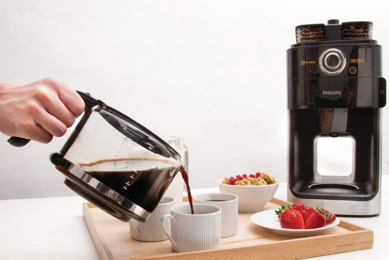 Как пользоваться капельной кофеваркой