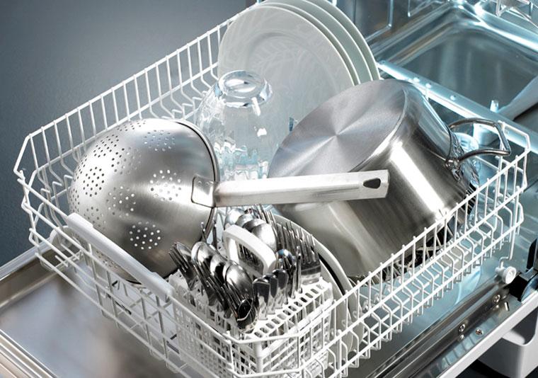 Учимся пользоваться посудомоечной машиной