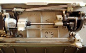 Уход за швейной машинкой