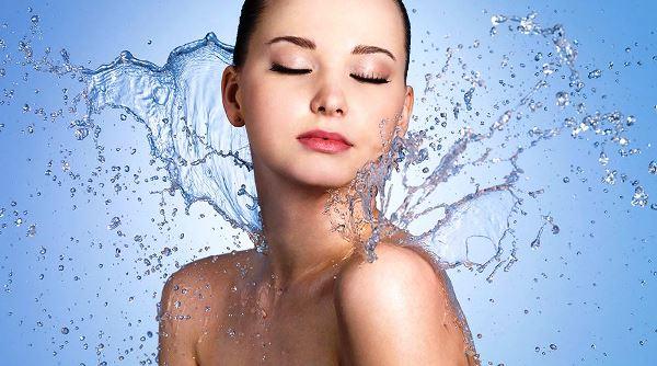 Использование термальной воды для лица