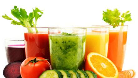 Что такое детокс диета