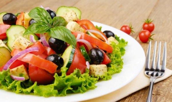 Ингредиенты греческой диеты