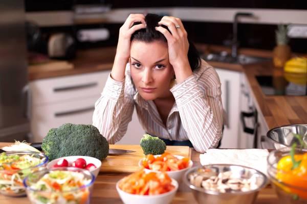 Почему люди полнеют от диеты