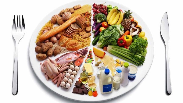 Дневной рацион для похудения