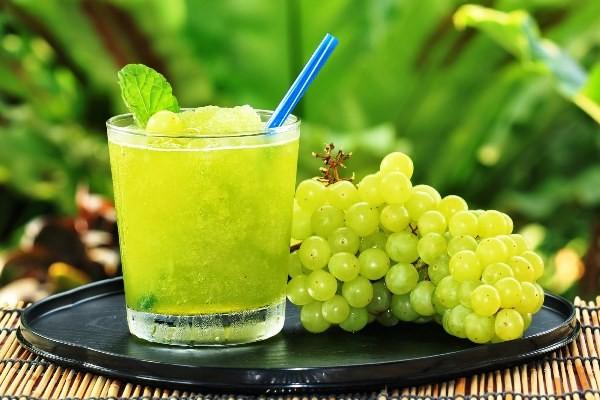 Принципы виноградной диеты