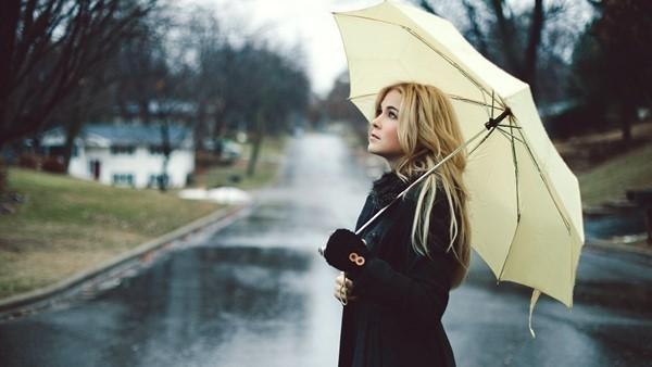 Как пользоваться зонтом