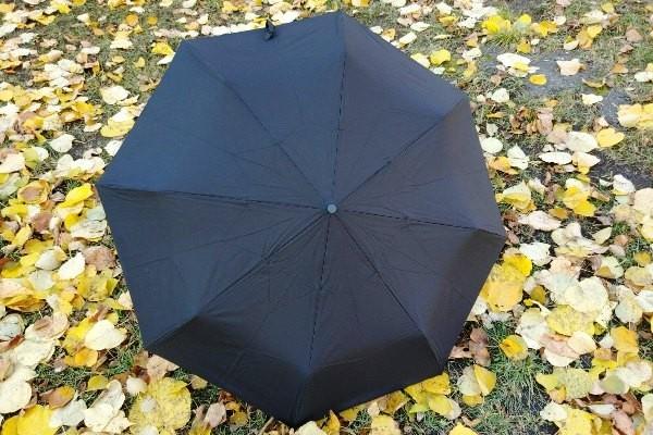 Если зонт испачкался