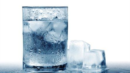Как самостоятельно очистить воду: вымораживание