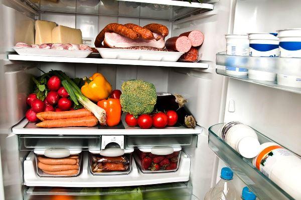 Как правильно хранить еду