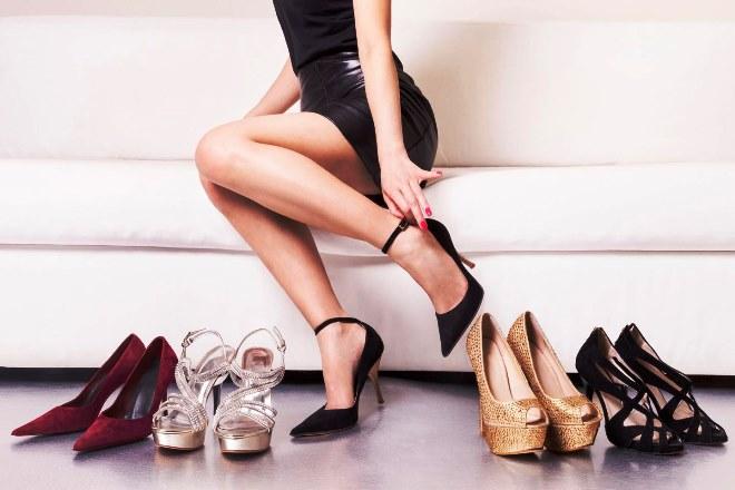 Советы как подобрать обувь