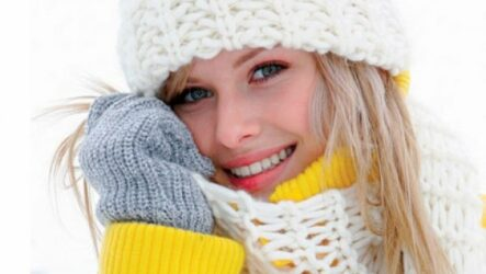 Зимние советы по уходу за кожей