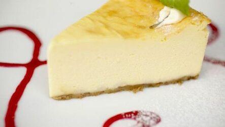 Торт «Творожный», не требующий выпечки