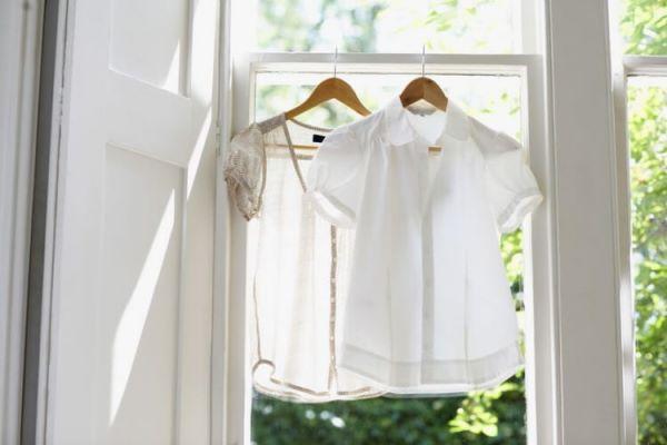 Как правильно стирать белые вещи? Лайфхак на миллион!