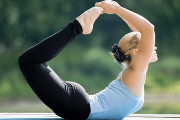 Как с помощью йоги сбросить лишний вес