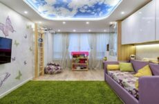 Какой должна быть уютная детская комната