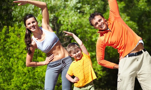 Упражнения для укрепления иммунитета